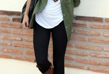Fall Fashion Styles / Outfits and accessories to dress you up for the Fall Weather.