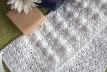 Crochet Spa/Bath