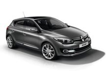 Renault Megane / The Renault (launched in 1996) is the first modern compact MPV to be built in Europe, and is based on the Megane floorpan.