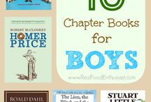 Chapter books for Boys!