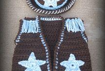Cowboy- crochet