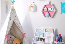 prettiest bedroom for a princess / little girls room decor