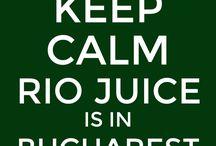 O noua locatie! / Rio Juice deschide cea de-a doua locatie, in Bucuresti!