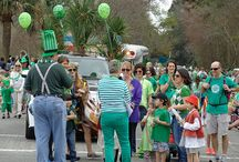 Hilton Head Island St. Patrick's Day Parade / by Palmetto Dunes Oceanfront Resort