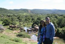 Guests at River Bend Lodge
