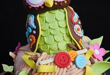 Beautiful Food  / The fine art of cake decorating