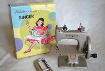 Vintage Sewing Machines / by Valencia Smotherman