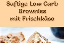 Brownie mit Frischkäse