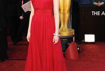 Oscars Fashion 2012