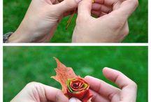 květiny nejen z papíru