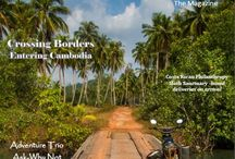 2 Wheeled Wanderlust / Adventure Motorcycle Magazine - founded / created by Danell Lynn