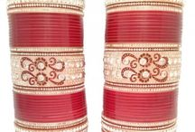 withprice / Get great designs designs of punjabi chura with best price range at www.indianbridalhome.com