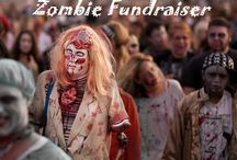 Zombie fun run / School fundraiser