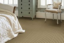 Bedroom flooring ideas / Sisal, seagrass, coir, jute & wool natural carpets, rugs and flooring used in bedrooms  | Bedroom sisal carpet | Seagrass carpet bedroom | Bedroom carpet ideas | Bedroom carpet inspiration | Sisal carpet | Sisal rug