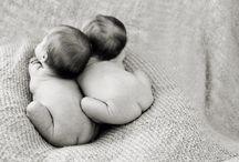 Bebê e crianças