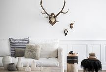 Rustic Scandinavian Decor
