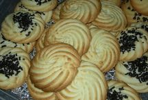 Italian butter biscuits
