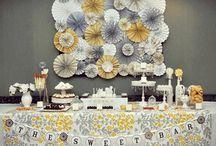 Dessert Tables / by Toni Ricksger