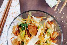 Cuisine //  Salades