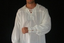 Mens Medieval Wear / by Medieval Clothing