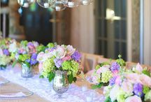 Flower decorations events