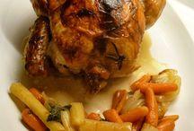 Dinner - Chicken/Pork