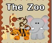 Theme: Zoo / by Sherry Watts