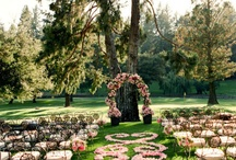 Wedding Ceremony Sites / Breathtaking ceremony sites and aisles