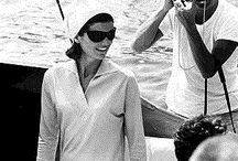 Kennedy: Summer Cool / The Kennedy style was at its very best during the summer months. Whether in Hyannis Port or Palm Beach, they knew how to stay cool and look hot. www.pinkpillbox.com / by pinkpillbox.com