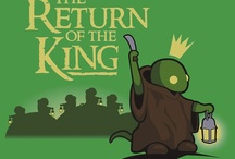 Lord Of The Ring T Shirt
