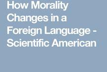 Language / Articles about language