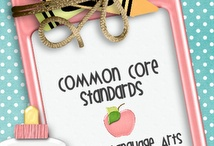 Common Core / by Pam Hunter