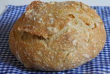 chleba bez hnetení
