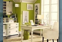 Home Office Project Ideas / by April Cooper