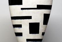 contemporary pottery Современная керамика.