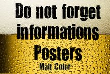 Don't Forget Posters