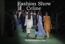 Celine / Celine collezione e catalogo primavera estate e autunno inverno abiti abbigliamento accessori scarpe borse sfilata donna.