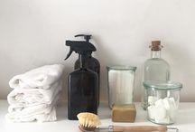 zero waste home / ideas & essentials