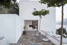 huizen en buitenruimte / inspiration for outside!