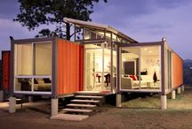 Architecture - Container Housing