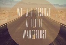 Wanderlust !