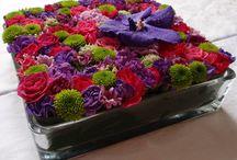 Flowers / ideeen en zelfgemaakte arregementen, boeketten en stukken