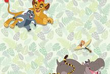 Disney behang