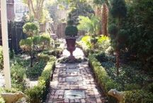 ~ Travel: Savannah ~ / Dream gardens to visit in Savannah. Places to stay, things to do, people to see.
