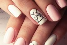 Nail Art / These Are Some Cool Nail Designs I Like