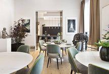 """Casa Decor 2016 - """"Ínsula Barataria"""" y  """"El baño de los cautivos"""" / Espacios realizados en Casa Decor 2016 por parte de Ele Room 62. Son espacios de contraste que buscan, ante todo, ser íntimos, cálidos elegantes y sofisticados."""