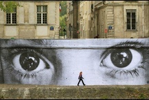 ARTE URBANO - urban art / by levdesign