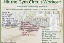 ymca workouts / Gym workouts / by Hannah Johnson