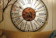 Horloge anciennes ! Clocks !