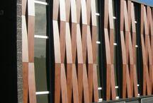 Double facade building